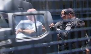 Eike Batista presta depoimento à Lava Jato após primeira noite na prisão