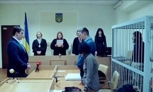 Advogado diz que brasileiro preso na Ucrânia confessou crimes sob tortura