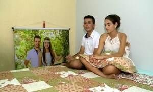 'Fiquei sem ação', diz noivo que teve casamento interrompido por tiros