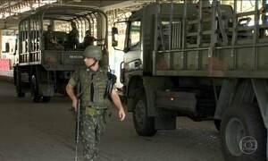 Presença do Exército e da Força Nacional não impede violência no ES