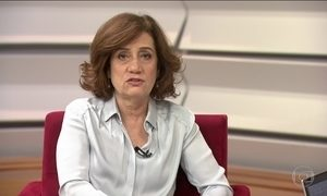 Miriam Leitão comenta o acordo entre o governo do Rio e a União