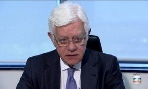 Celso de Mello, do STF, mantém nomeação de Moreira Franco