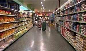 Dólar cai e ajuda a derrubar preços dos alimentos