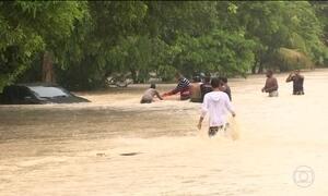 Chuva causa transtornos na Região Norte no 'inverno amazônico'