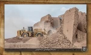 Estado Islâmico destrói ruínas de sítios arqueológicos no Oriente Médio