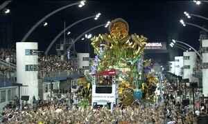 Acadêmicos do Tatuapé é campeã do Carnaval de SP pela primeira vez