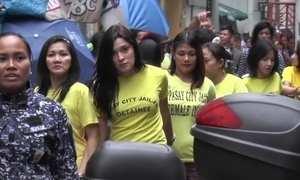 Brasileira presa nas Filipinas por tráfico diz: 'Não vou ficar aqui 40 anos'