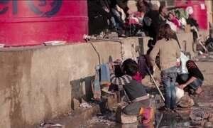 Denúncia do Unicef mostra a dimensão da guerra na Síria