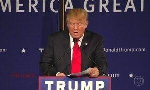 Trump diz que vai à Suprema Corte em defesa de projeto anti-imigração