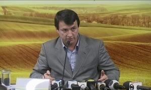 Ministério da Agricultura afirma que problema é pontual
