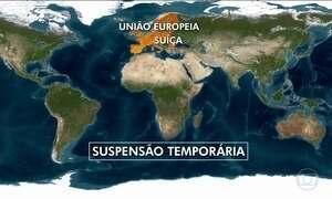 Suspensão temporária de importação da carne traz altos prejuízos ao país