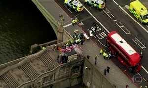 Polícia britânica prende 8 em ações ligadas a atentado em Londres