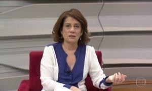 Miriam Leitão analisa situação das contas do governo