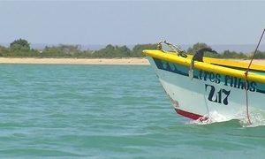 Encontro do sertão com o mar é atração em Costa Branca (RN)