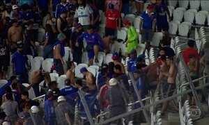 Corinthians vai cobrar o Universidad de Chile pelos estragos em estádio