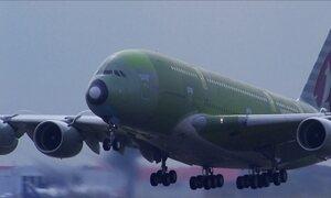 Gigantes dos Ares: embarque no desconhecido mundo da aviação
