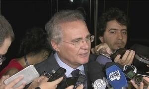 Renan é acusado de receber propina da Odebrecht para aprovar MPs