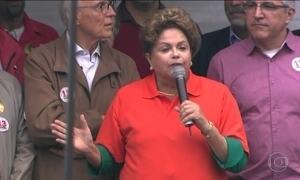 Ex-presidente Dilma Rousseff também é citada por delatores da Odebrecht