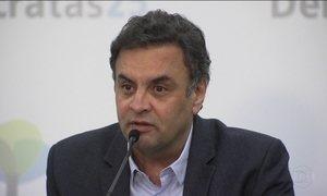 Delatores citam em depoimento supostos pagamentos a Aécio Neves
