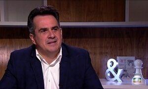 Senador Ciro Nogueira é citado por quatro delatores da Odebrecht