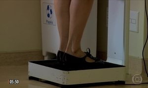 Pesquisa mostra que mais de 50% dos brasileiros estão acima do peso