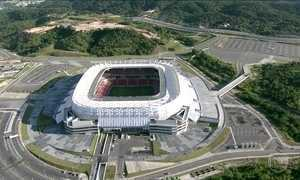 Arena Pernambuco pode ter tido obra superfaturada