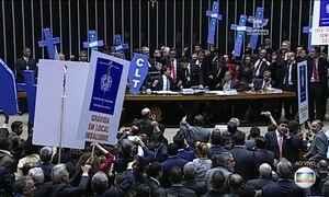 Câmara começa votação do projeto da reforma trabalhista