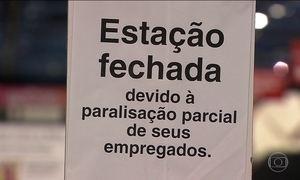 Centrais sindicais fazem passeatas e manifestações pelo Brasil