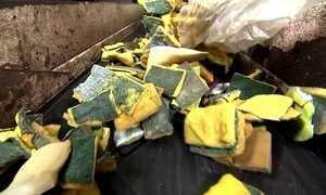 Reciclando o que não era reciclado