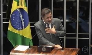 Delator diz que senador Aécio Neves pediu R$ 2 milhões para pagar defesa