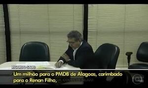 Ricardo Saud diz que pagou R$ 10 milhões para Renan Calheiros