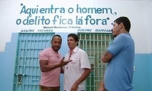 Hoje é dia de penitenciária: integração