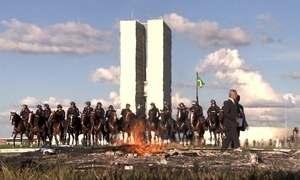 Brasília teve Forças Armadas na Esplanada dos Ministérios; reveja
