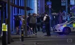 Doze pessoas são detidas após atentado em Londres