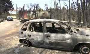 Incêndio se alastra em Portugal e número de mortos sobe para 74