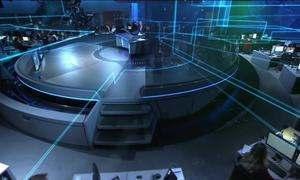 Veja como foi a construção do novo cenário do Jornal Nacional