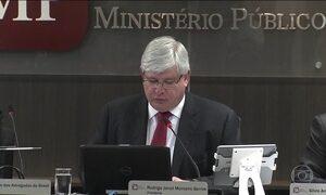 Candidatos a procurador-geral da República fazem debate em Brasília