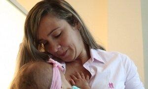 Leite materno é injeção de imunidade para a vida toda