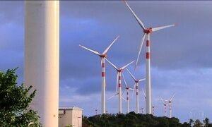 Nordeste puxa a produção de energia eólica no Brasil, que bate recordes
