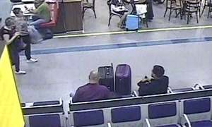 No aeroporto de Guarulhos, esquema desvia malas com cocaína para Lisboa