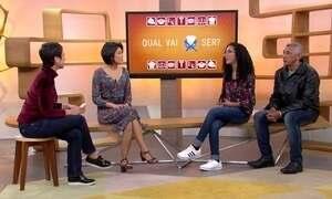 'Qual Vai Ser?': Camila experimenta três profissões para escolher carreira