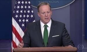 Porta-voz do governo de Donald Trump, Sean Spicer pede demissão