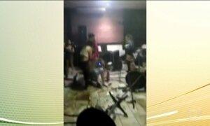Quatro brasileiros morrem em ataque a uma boate lotada no Paraguai