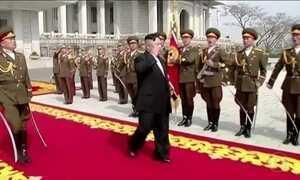 Coreia do Norte volta a ameaçar EUA e Trump sobe o tom na resposta