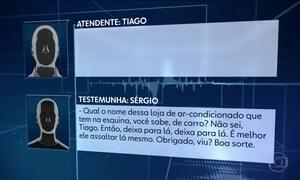 No Rio, homem tenta denunciar crime no 190 e desiste: perguntas demais