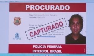 Veja bastidores da prisão de músico que deu soco em turista argentino