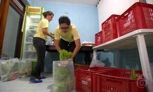 Amigas abrem delivery de orgânicos com investimento de R$ 700 cada