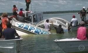 Polícia do PA diz que tem provas para incriminar dono do barco que afundou