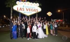 Renata Ceribelli leva você para curtir uma balada em Las Vegas, nos EUA