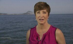 Sônia Bridi explica por que região no Caribe e nos EUA é rota de furacões